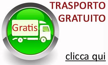 trasporto gratuito