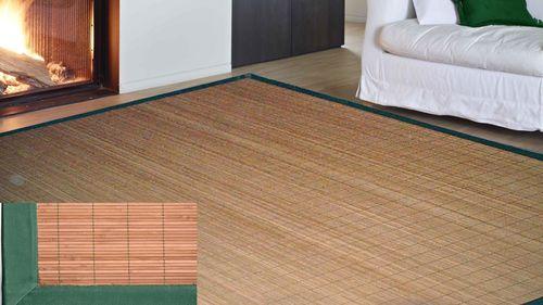 Tappeti bamboo misure pannelli termoisolanti for Ikea tappeti grandi dimensioni