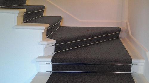 Passatoie sisal cristina carpets for Tappeti per scale